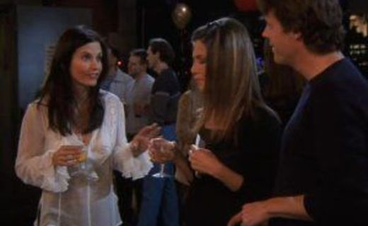 Friends Season 9 Episode 20 - The One With The Soap Opera Party