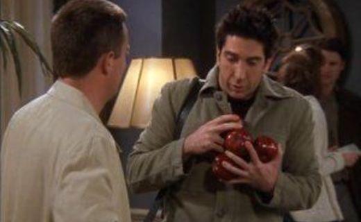 Friends Season 9 Episode 19 - The One With Rachel's Dream