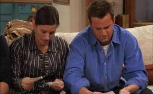 Friends Season 9 Episode 18 - The One With The Lottery