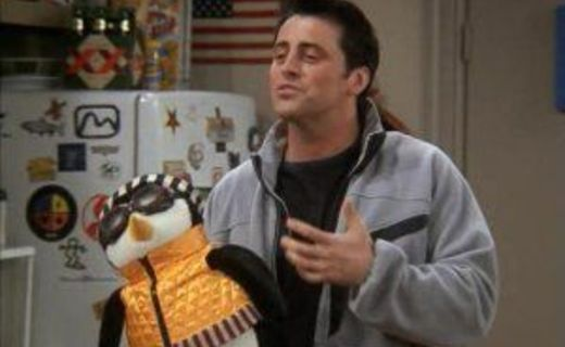 Friends Season 9 Episode 17 - The One With The Memorial Service