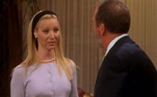 Friends Season 9 Episode 7 - The One With Ross's Inappropriate Son
