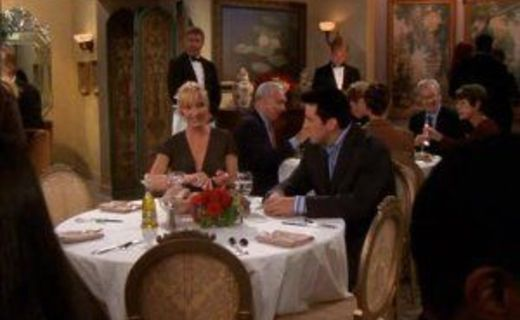 Friends Season 9 Episode 5 - The One With Phoebe's Birthday Dinner