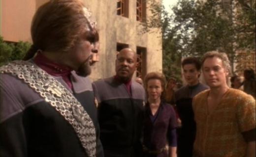 Star Trek: Deep Space Nine Season 5 Episode 22 - Children of Time