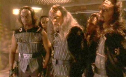 Star Trek: Deep Space Nine Season 5 Episode 21 - Soldiers of the Empire