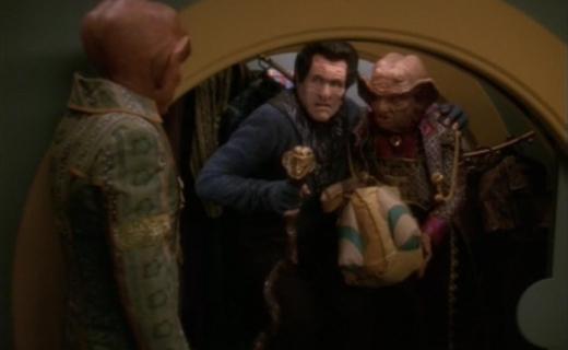 Star Trek: Deep Space Nine Season 5 Episode 20 - Ferengi Love Songs