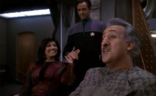 Star Trek: Deep Space Nine Season 5 Episode 16 - Doctor Bashir I Presume?