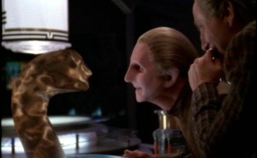 Star Trek: Deep Space Nine Season 5 Episode 12 - The Begotten