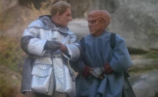 Star Trek: Deep Space Nine Season 5 Episode 9 - The Ascent