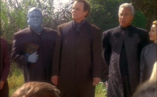 Star Trek: Deep Space Nine Season 5 Episode 7 - Let He Who is Without Sin...