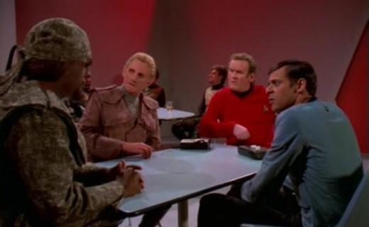 Star Trek: Deep Space Nine Season 5 Episode 6 - Trials and Tribble-ations