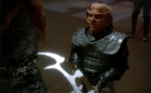 Star Trek: Deep Space Nine Season 5 Episode 3 - Looking for par'Mach in all the Wrong Places
