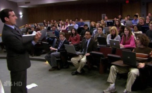 The Office Season 3 Episode 16 - Phyllis' Wedding