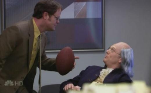 The Office Season 3 Episode 14 - The Return