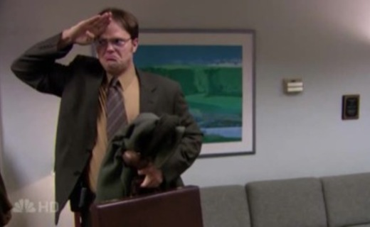 The Office Season 3 Episode 12 - Back from Vacation