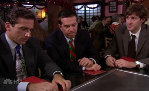 The Office Season 3 Episode 10 - A Benihana Christmas (1)