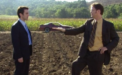 The Office Season 3 Episode 5 - Initiation