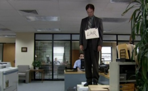The Office Season 3 Episode 3 - The Coup