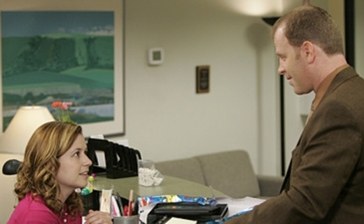 The Office Season 4 Episode 14 - Goodbye, Toby