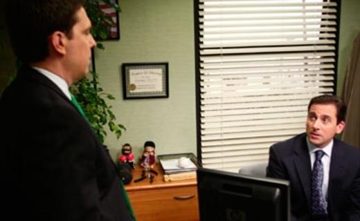 The Office Season 4 Episode 13 - Job Fair