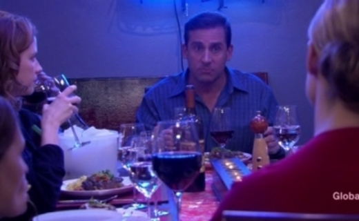 The Office Season 4 Episode 9 - Dinner Party