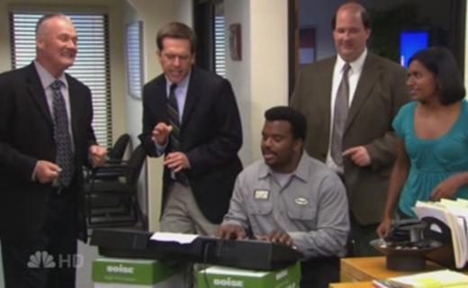 The Office Season 4 Episode 5 - Local Ad