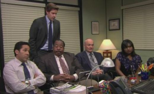 The Office Season 6 Episode 3 - The Promotion