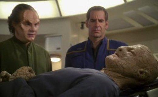 Star Trek: Enterprise Season 3 Episode 15 - Harbinger