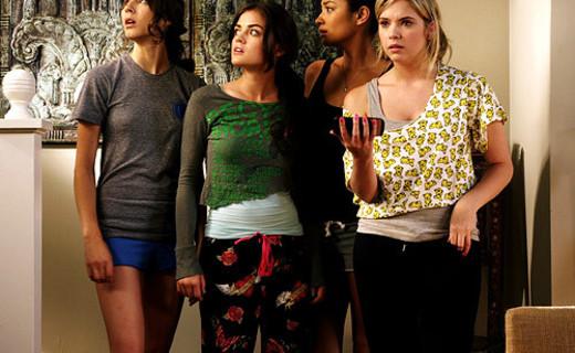 Pretty Little Liars Season 1 Episode 5 - Reality Bites Me