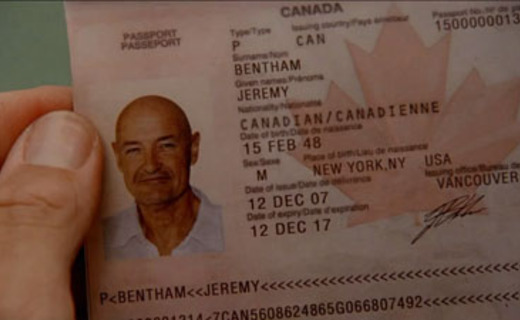Lost Season 5 Episode 7 - The Life and Death of Jeremy Bentham