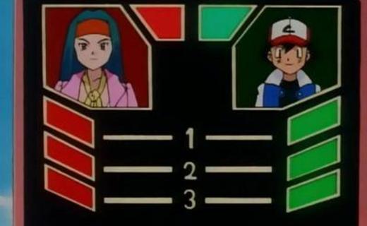 Pokemon Season 1 Episode 77 - The Fourth Round Rumble