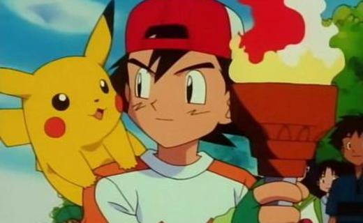 Pokemon Season 1 Episode 76 - Fire And Ice