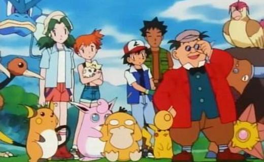 Pokemon Season 1 Episode 71 - To Master the Onixpected!