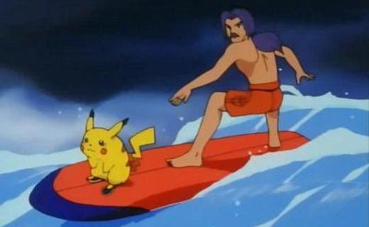 Pokemon Season 1 Episode 69 - Lights, Camera, Quack-tion
