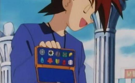 Pokemon Season 1 Episode 63 - The Battle Of The Badge