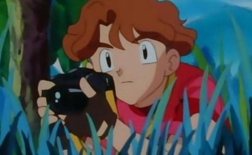 Pokemon Season 1 Episode 55 - Pokemon Paparazzi