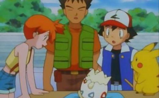 Pokemon Season 1 Episode 50 - Who Gets to Keep Togepi?