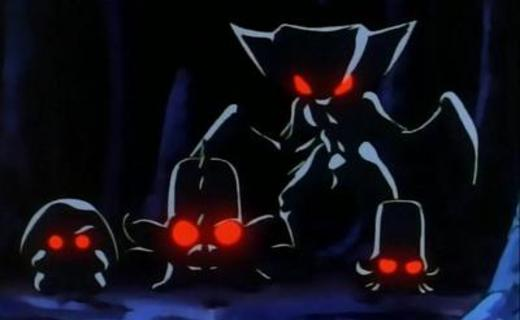 Pokemon Season 1 Episode 46 - Attack of the Prehistoric Pokemon