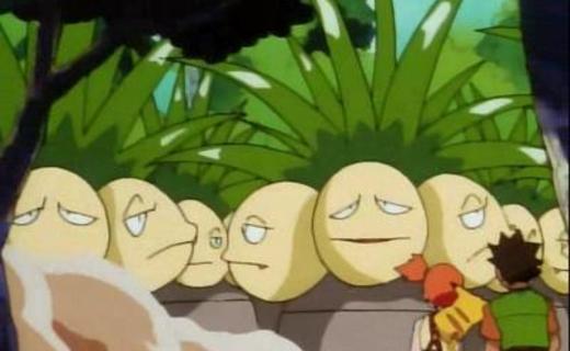 Pokemon Season 1 Episode 43 - The March Of The Exeggutor Squad