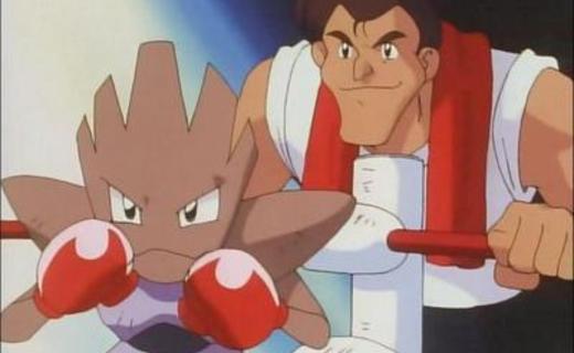 Pokemon Season 1 Episode 29 - The Punchy Pokemon