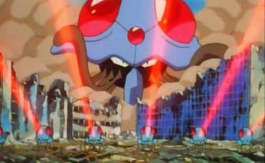 Pokemon Season 1 Episode 19 - Tentacool & Tentacruel