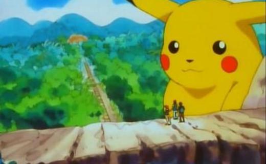 Pokemon Season 1 Episode 17 - Island Of The Giant Pokemon