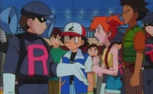 Pokemon Season 1 Episode 15 - Battle Aboard the St. Anne