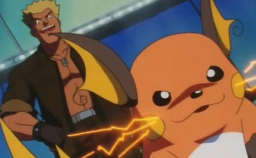 Pokemon Season 1 Episode 14 - The Electric Shock Showdown