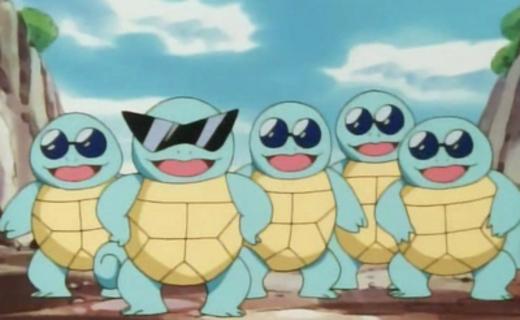 Pokemon Season 1 Episode 12 - Here comes the Squirtle Squad