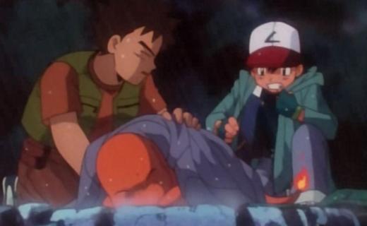 Pokemon Season 1 Episode 11 - Charmander - The Stray Pokemon