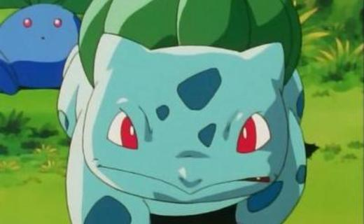 Pokemon Season 1 Episode 10 - Bulbasaur And The Hidden Village