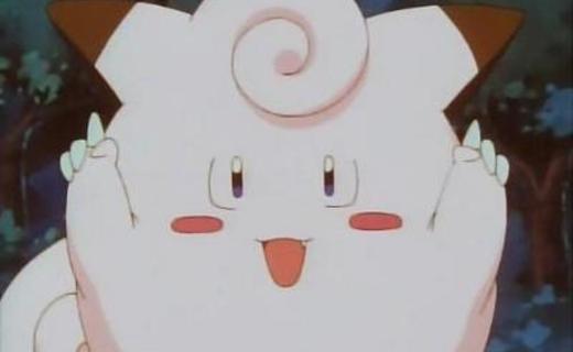 Pokemon Season 1 Episode 6 - Clefairy and the Moon Stone