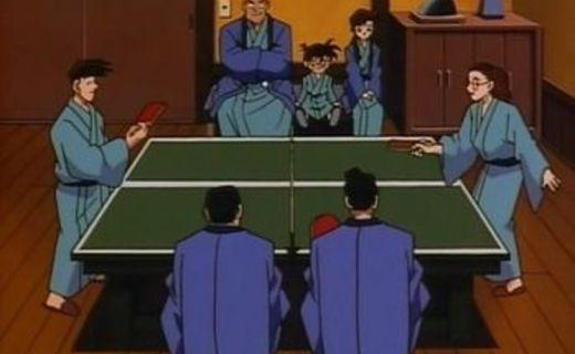 Detective conan - Case closed Season 1 Episode 27 - Kogoro's Class Reunion Murder Case (Part 1)