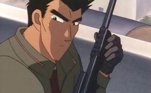 Detective conan - Case closed Season 1 Episode 14 - The Mysterious Shooting Message Case
