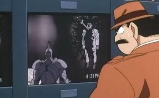 Detective conan - Case closed Season 1 Episode 8 - The Art Museum Owner Murder Case